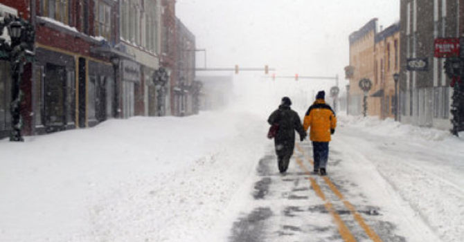 TIPS on how to stay Active during the Winter in the Tri-Cities image