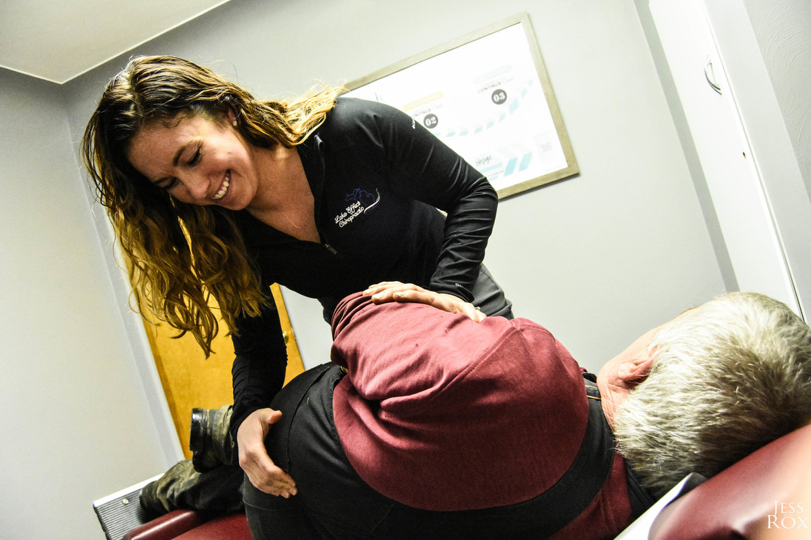 Dr. Brittany Haupt, Bay City Michigan Chiropractor